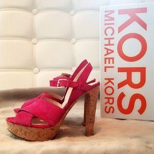 Michael Kors Adair heels